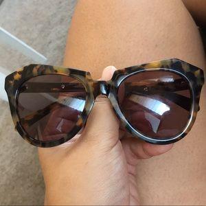 """Karen Walker """"Number 1"""" Sunglasses"""